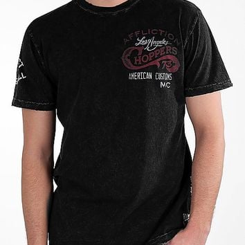 Affliction American Customs LA Choppers T-Shirt
