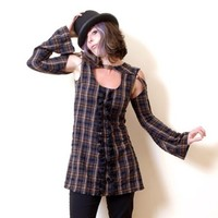 Louise Tunic with Removable Sleeves