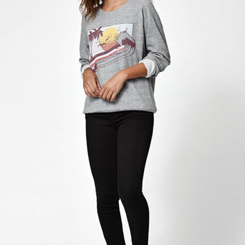 Billabong A Drift On The Sea Crew Neck Sweatshirt at PacSun.com