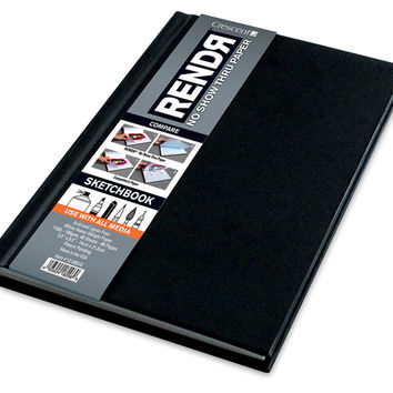 13655-1055 - Crescent RendR No Show Thru Paper - BLICK art materials