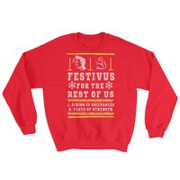 Festivus For The Rest Of Us | Unisex Funny Seinfeld Sweater