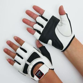 Crossfit Gloves - White or Black