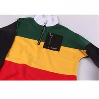"""Color Block"" Jumper"
