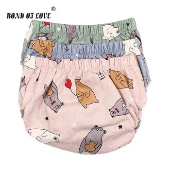 8d1b342f24c Baby Bloomers Cotton Shorts For Girls Boys PP Shorts Children Ha