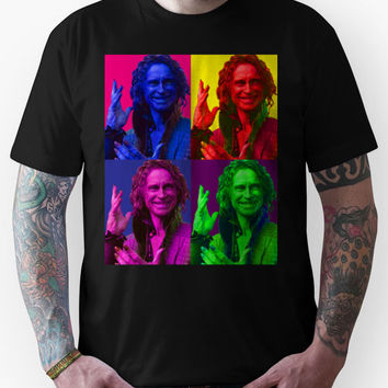 Rumpelstiltskin Pop-Art Unisex T-Shirt