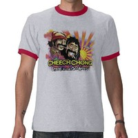 Cheech and Chong Rise to the Occasion T Shirt from Zazzle.com