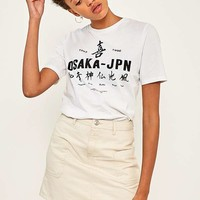 BDG Osaka Japan T-Shirt | Urban Outfitters