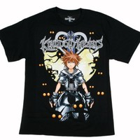 Kingdom Hearts In The Shadow Mens Shirt