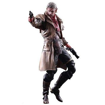 PLAY ARTS KAI METAL GEAR SOLID V THE PHANTOM PAIN Ocelot Figure