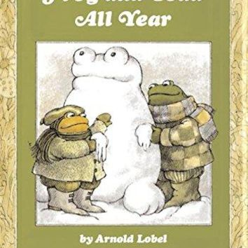 Frog and Toad All Year An I Can Read Book