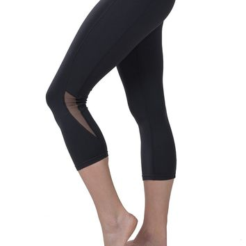 Womens Killer Caboose High Rise Compression Capris by Pronounce Activewear