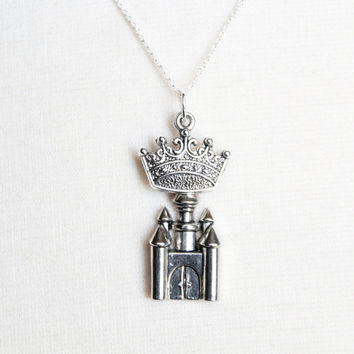 Queen of the Castle Necklace