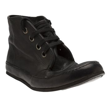 A Diciannoveventitre Short Lace Up Boot