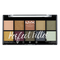 Perfect Filter Shadow Palette | NYX Cosmetics