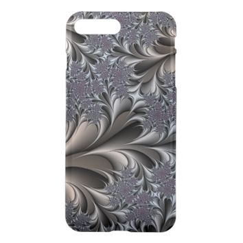 abstract fractal design iPhone 7 plus case