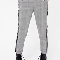 Band Nerd Plaid Pants