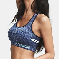 Women's UA Threadborne™ Crossback Heathered Sports Bra | Under Armour US