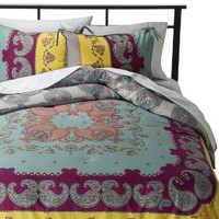 Boho Boutique™ Lola Reversible Comforter Set