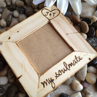 Personalized Rustic My Soulmate Wedding Picture by PrinceWhitaker