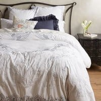 Ava Embroidered Duvet
