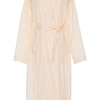 Crispy Light Silk Coat | Moda Operandi
