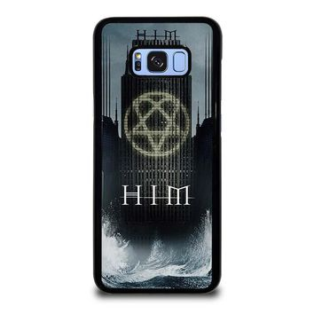 HIM BAND HEARTAGRAM Samsung Galaxy S8 Plus Case Cover