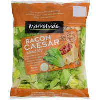 Marketside Bacon Caesar Salad 11.6 oz - Walmart.com