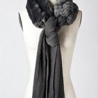A Fur Luxe Scarf