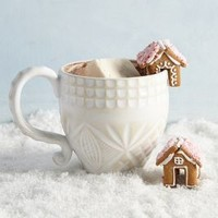 Home Sweet Home Mug Toppers by Anthropologie