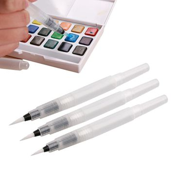 Art Pens & Markers Pilot Ink Pen for Water Brush Watercolor Calligraphy Painting Tool Set Drawing & Lettering Supplies
