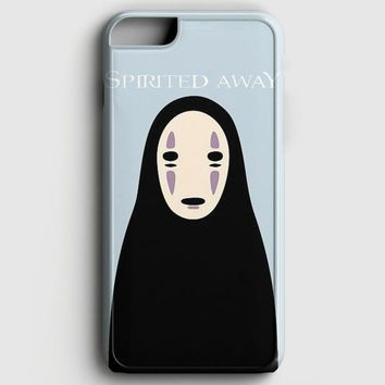 Spirited Away No Face iPhone 8 Case | casescraft