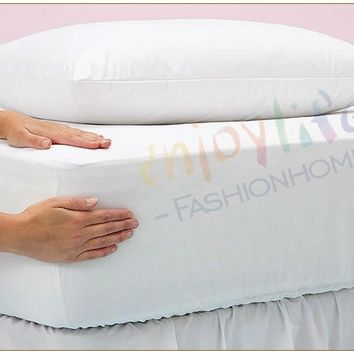 Best Seller Russian Size 160X200cm polyester knit Waterproof Mattress Protector mattress for Cover Bed Wetting