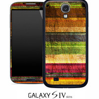 Vintage Stripes Skin for the Samsung Galaxy S4, S3, S2, Galaxy Note 1 or 2