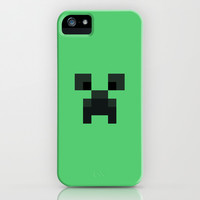 creeper iPhone & iPod Case by Steffi ~ findsFUNDSTUECKE