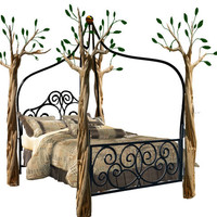 Tree Bed Queensize