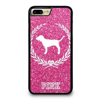 VICTORIA'S SECRET LUXE DOG iPhone 4/4S 5/5S/SE 5C 6/6S 7 8 Plus X Case