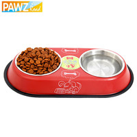 Stainless steel bowl for dogs 2 Colors