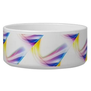 Abstract Swirl 1 Bowl