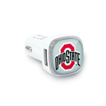 Ohio State Buckeyes Car Charger