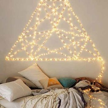 Extra-Long Firefly String Lights from Urban Outfitters