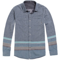 Vans Radcliff Reversible Long Sleeve Woven Shirt at PacSun.com