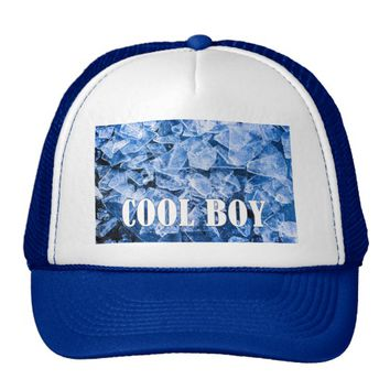 Ice - COOL BOY Trucker Hat