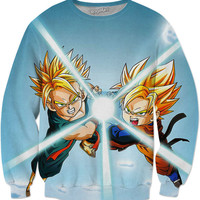 Dragon Ball Z Sweater