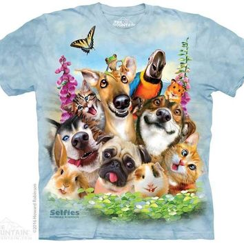 Pet Selfie T-Shirt