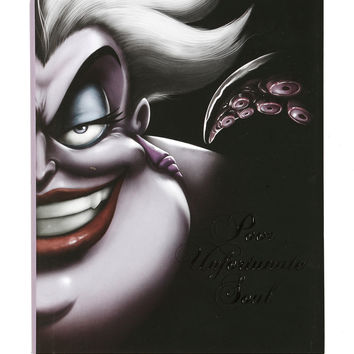 Disney Poor Unfortunate Soul Book