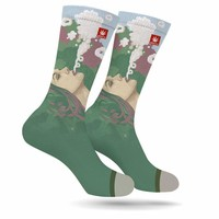 SWEET MARY JANE WEED MARIJUANA STONER SOCKS