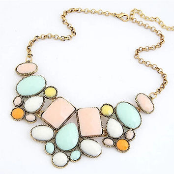 Choker Fashion Charms Geometry  Necklaces & Pendants Women