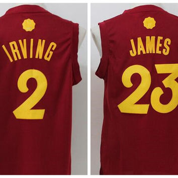 reputable site 84856 051ef reduced kyrie irving christmas jersey 65a46 db209