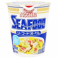Nissin Seafood Cup Noodle, 2.7 oz (76 g)