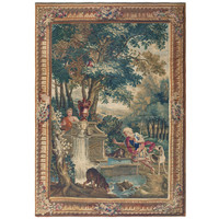 Antique 17th Century French Mythological Tapestry